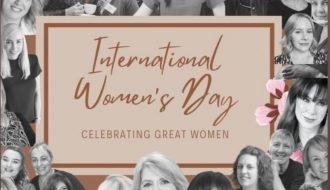 international womans day 2021